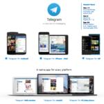 Новостной канал Telegram